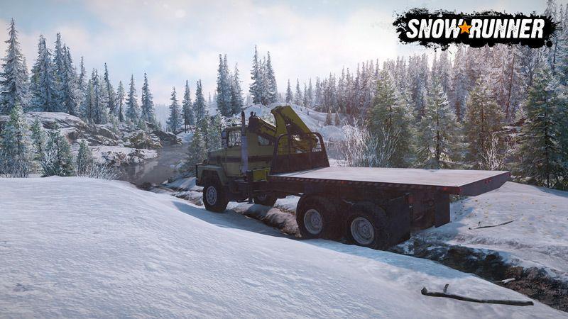 Snowrunner - Engine & Visuals Blog